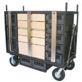 <b>8-Crate Set Box Platinium Cart</b> <br />SB-08 PS